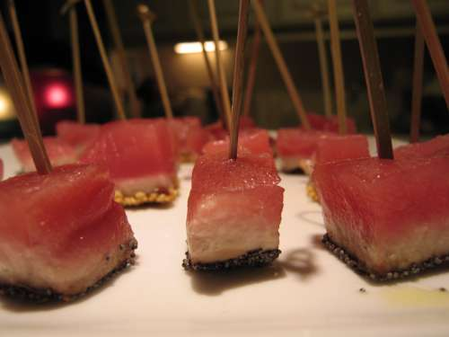 Des poissons végétariens sains pour l'organisme ?